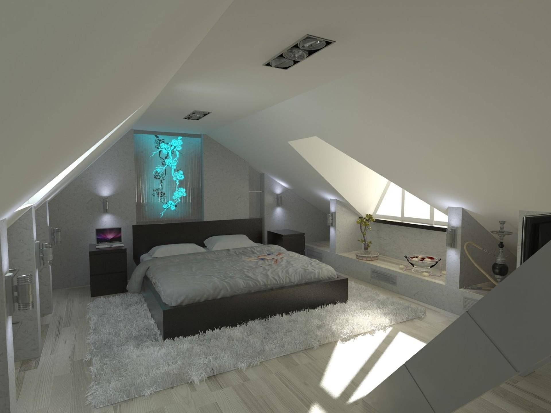 bedroom attics - HD1455×1091