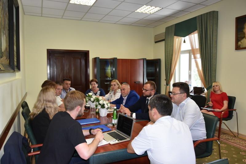 Зустріч з Уляною Супрун у Луцькій міській раді