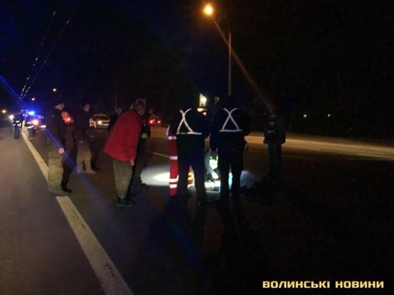 В аварії неподалік Луцька загинув відомий тележурналіст. ФОТО