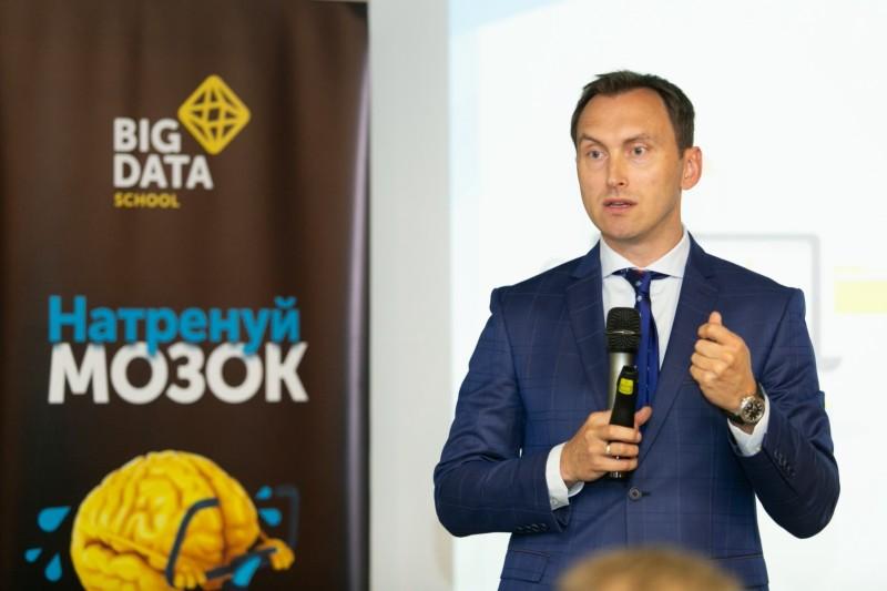 директор з розвитку бізнесу на корпоративному ринку компанії «Київстар» Євген Кражан