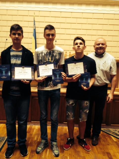 Волинські студенти - призери олімпіади з програмування, фото-2