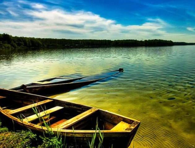 Волинське озеро - у топі наймальовничіших в Україні