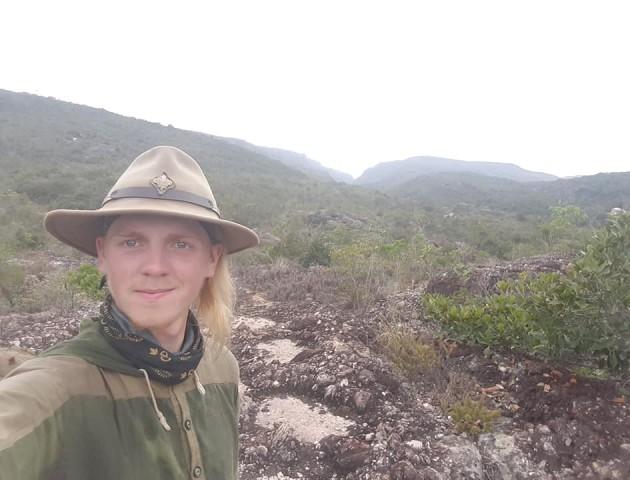 Без документів, наплічника та техніки: луцького мандрівника пограбували в Бразилії