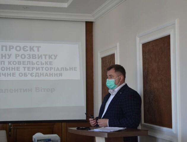 Ковельське МТМО очолить Валентин Вітер