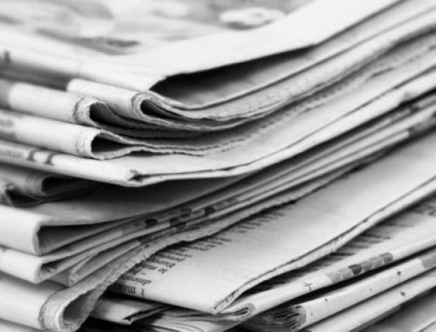 На Волині почнуть виходити дві нові газети