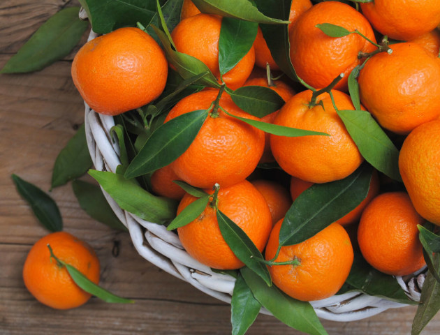 Як обрати смачні та корисні мандарини