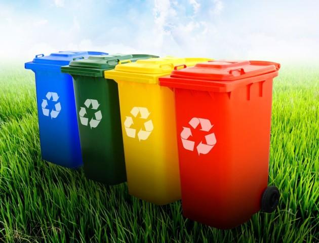 Сортування сміття у Луцьку запроваджуватимуть по мікрорайонах