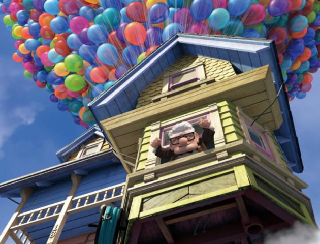 У Луцьку мультфільмом закривають сезон кінопоказів просто неба