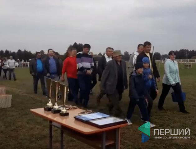 У Маневицькому районі громади змагаються за звання кращих спортсменів. ВІДЕО