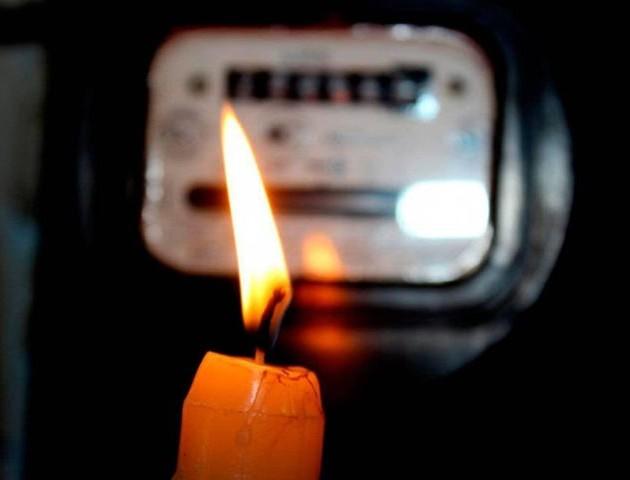 Графік відключення світла у Луцьку на 3 липня