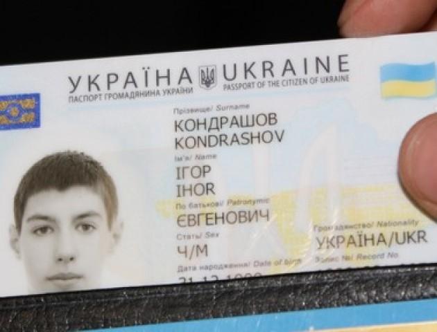 Чи потрібно волинянам змінювати паспорти-книжечки на ID-картки