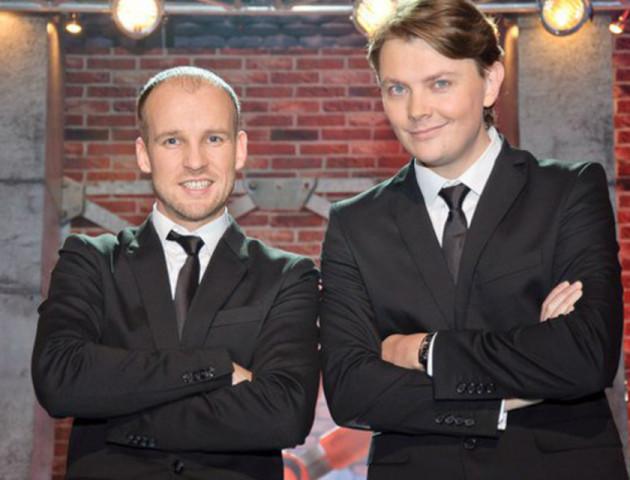 У Луцьку виступить відомий гумористичний дует «Брати Шумахери»