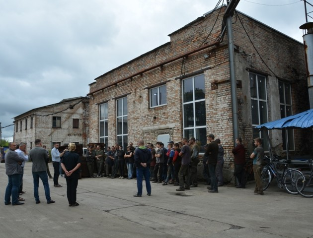 Волинський нардеп побував на підприємствах Нововолинська