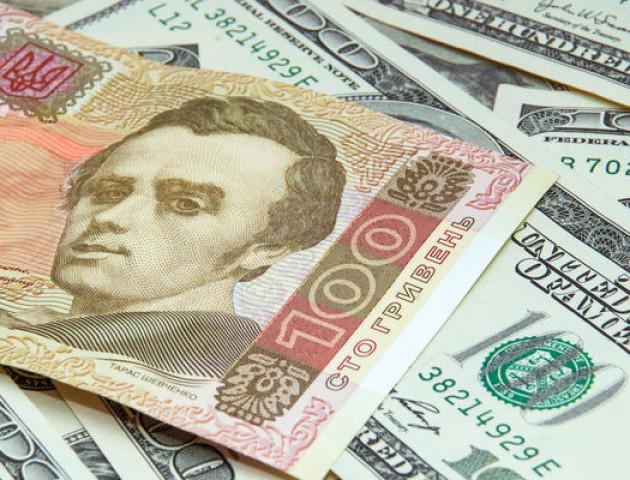 Курс валют на 29 листопада