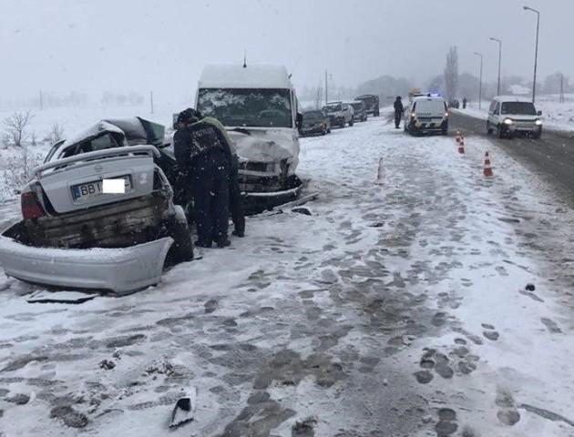 За добу в ДТП на Волині загинули три людини