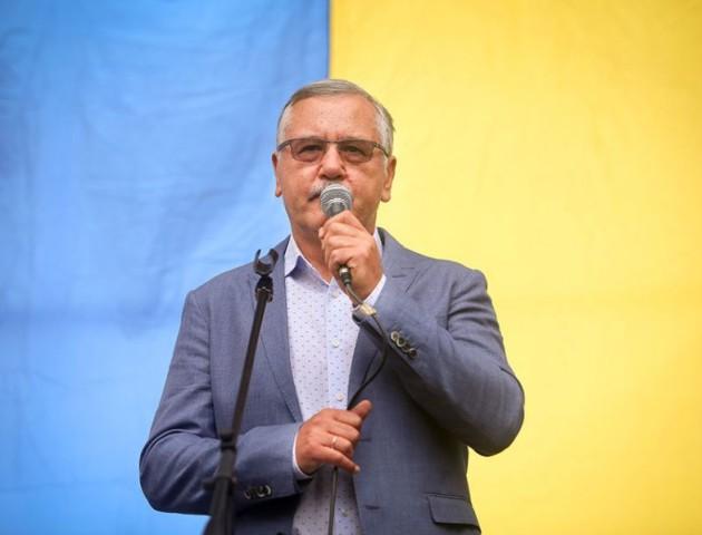 Гриценко і його представники на Волині: звільнити не можна залишити. БЛОГ