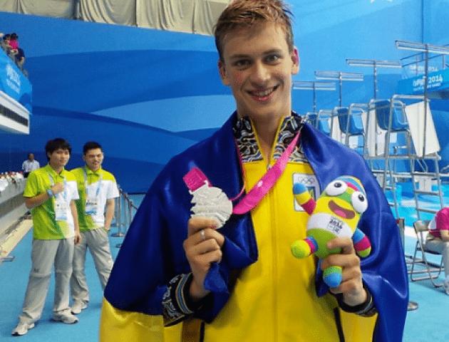Український плавець став чемпіоном Європи