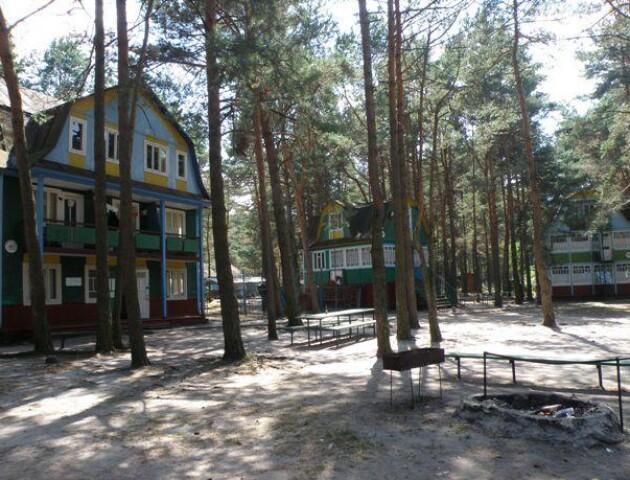 На Волині продають базу відпочинку, яка належить Нацбанку України