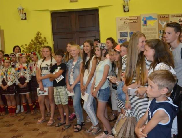 На Волині гостюють діти з Луганщини. ФОТО