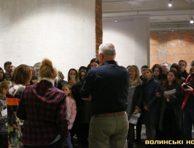 УМузеї сучасного українського мистецтва у Луцьку відкрили виставковий проєкт«KULTUR-NATUR»