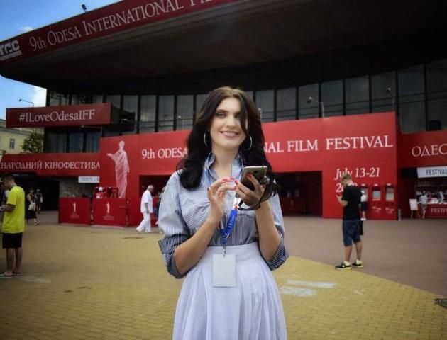 Співачка з Луцька стала PR-директоркою відомого міжнародного кінофестивалю