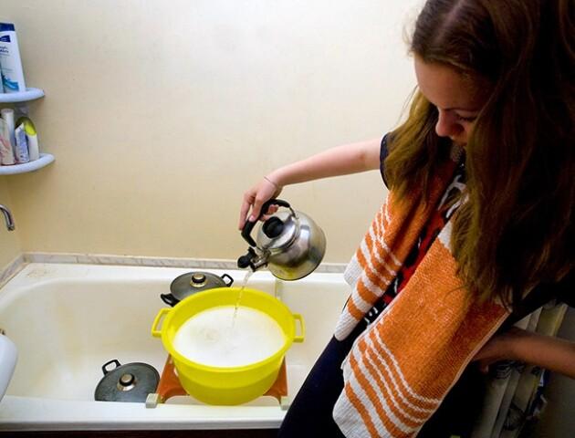 «Негарно вийшло»: у Луцьку 5 будинків залишились без гарячої води до холодів