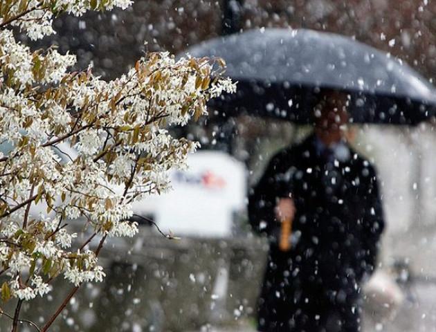 Якою буде погода у Луцьку та області 28 листопада