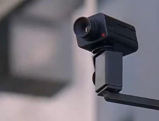 У центрі Луцька встановили дві веб-камери. Йде цілодобова трансляція