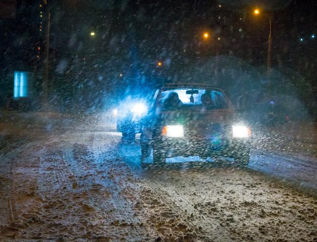 Хмарно і сніг: погода у Луцьку та області на 14 грудня