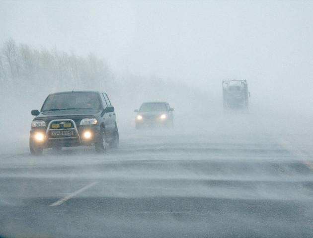 «Не наражайте себе на небезпеку»: волинські патрульні просять водіїв бути обережними на дорогах