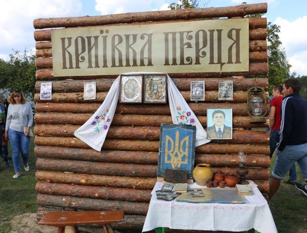 Куліш та бій упівців: на Волині – історичний фестиваль. ФОТО