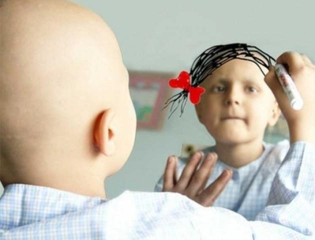 #ЩасливаДесятка: У Луцьку запустили благодійну акцію на підтримку онкохворих дітей