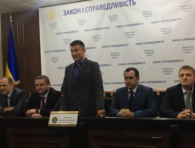 Прокурор Волині представив своїх заступників