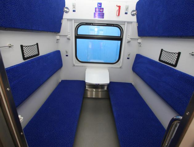 У поїзді «Ковель-Київ» з'являться нові круті вагони