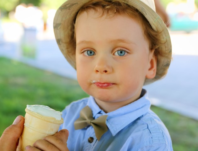 Свято морозива «Рудь» дарувало Луцьку 100% вражень. ФОТО