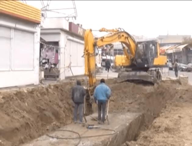 Коли завершать ремонт на вулиці Кравчука у Луцьку