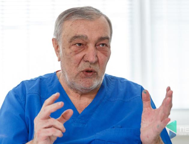 Кожна четверта пара на Волині - безплідна, - гінеколог Валентин Петровський