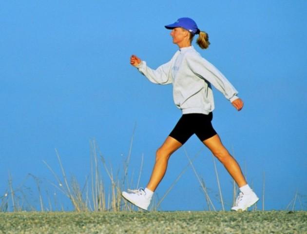 Піших прогулянок недостатньо для міцного здоров'я