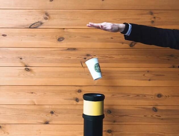 Луцька мережа Kava Avenue почала збирати паперові стаканчики на переробку