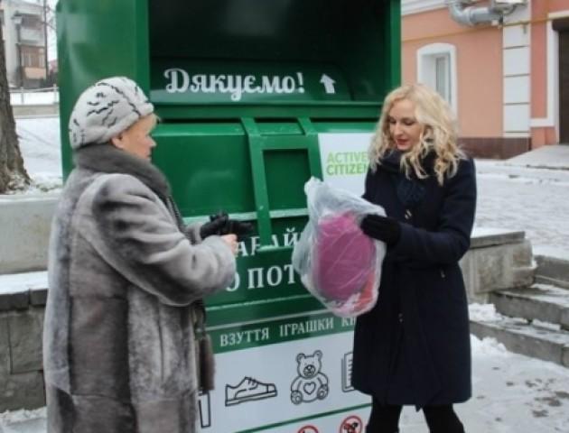 Луцькі волонтери закривають проект «Соціальний контейнер» через тиск чиновниці