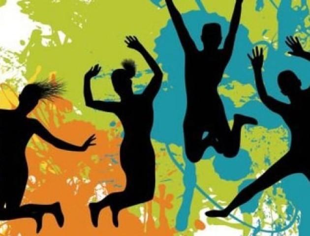 Лучан запрошують яскраво відсвяткувати Міжнародний день молоді