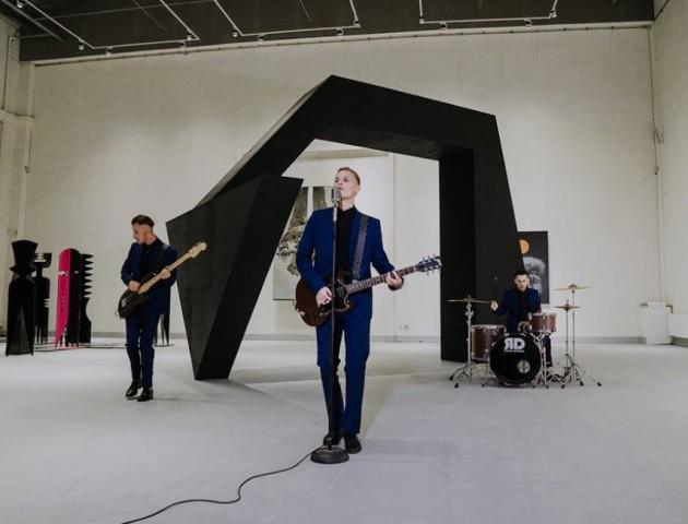 Луцький гурт відзняв кліп у музеї. ФОТО