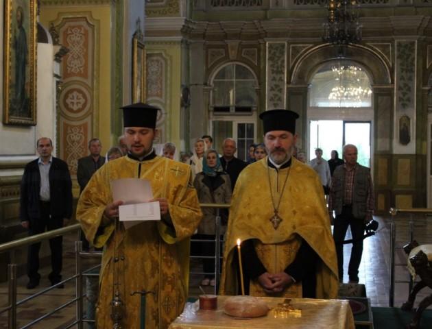 У Луцьку помолилися за журналістів. ФОТО