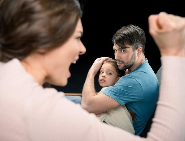 На Волині від початку року -  більше 760 повідомлень про насильство в сім'ї