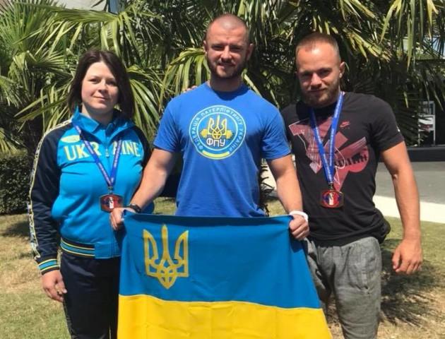 Лучани здобули «золото» і «бронзу» на Чемпіонаті Європи