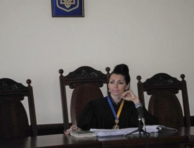 Гучну справу волинської судді-хабарниці передали до НАБУ