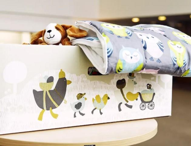 Повідомили, відколи волинські породіллі почнуть отримувати «пакунки малюка»