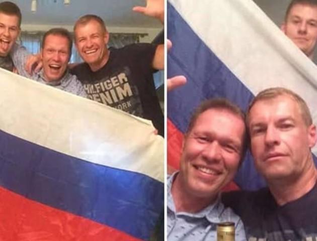Скандальний атовець, який вболіває за збірну Росії на ЧС, написав заяву на звільнення