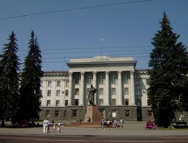 Волинський виш в десятці кращих у західному регіоні України