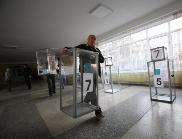 Де дивитись результати екзитполів місцевих виборів